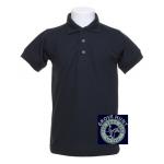 Grove Hunt Pony Club Kids Short Sleeve Polo Shirt